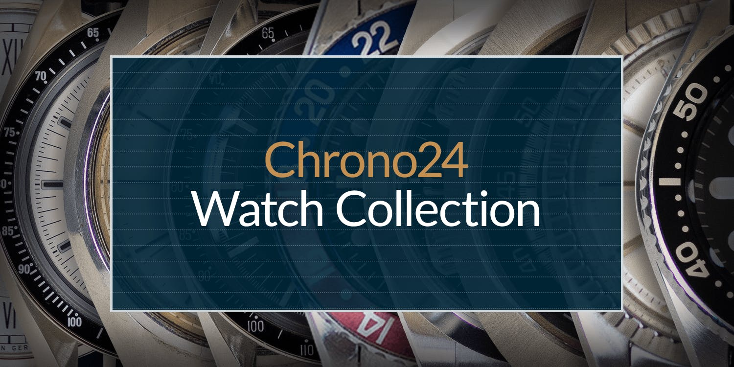 La Watch Collection del team di Chrono24