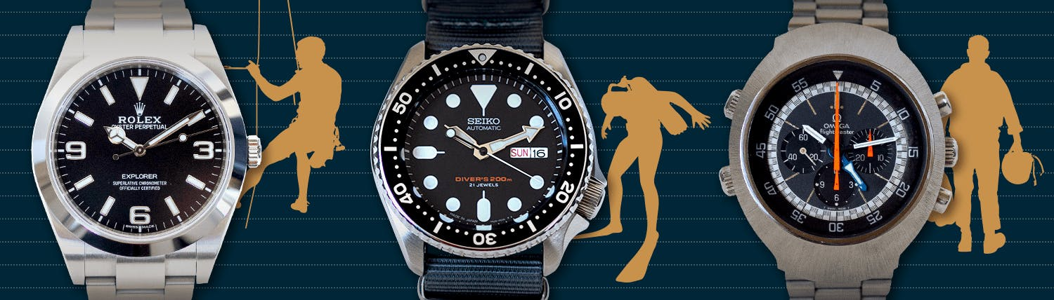Other interesting pieces in Team Chrono24's Watch Collection
