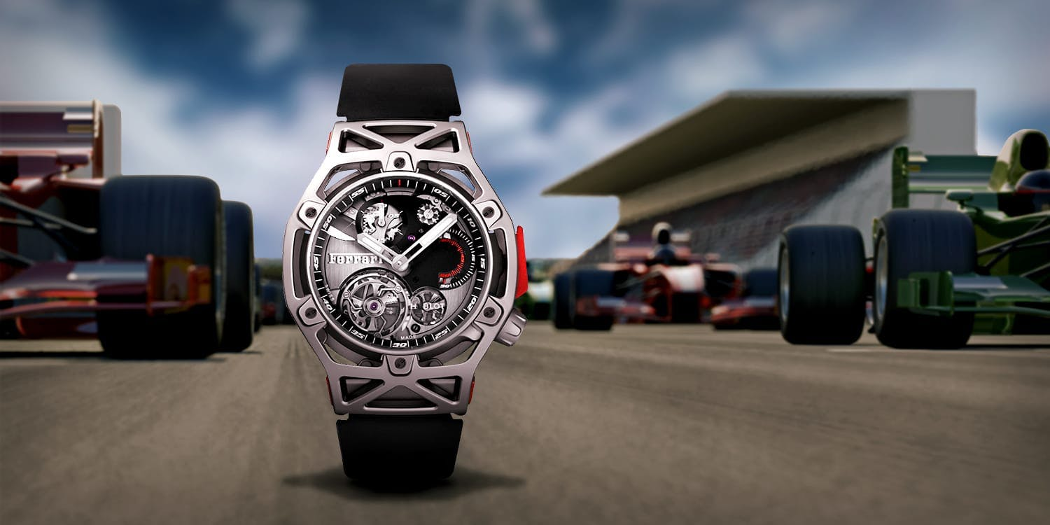 The Connection Between Watches, Fast Cars, and Adrenaline