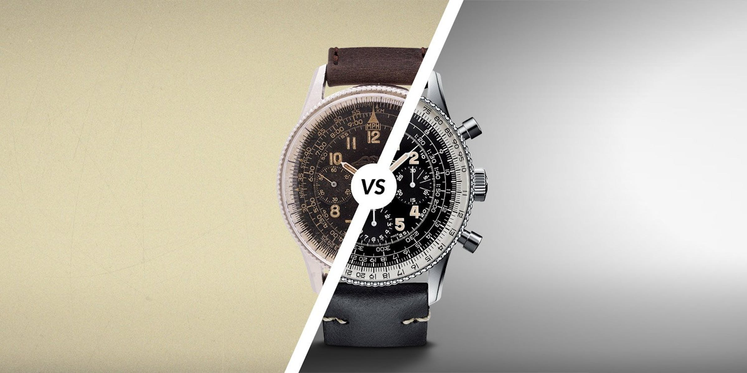 3 Vintage-Inspired Watches You'll Love