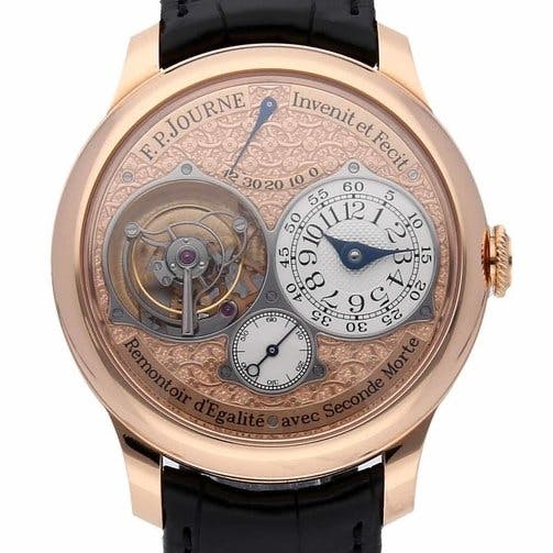 F.P. Journe Tourbillon Souverain