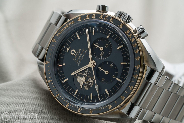 Speedmaster Apollo 11 50th Anniversary