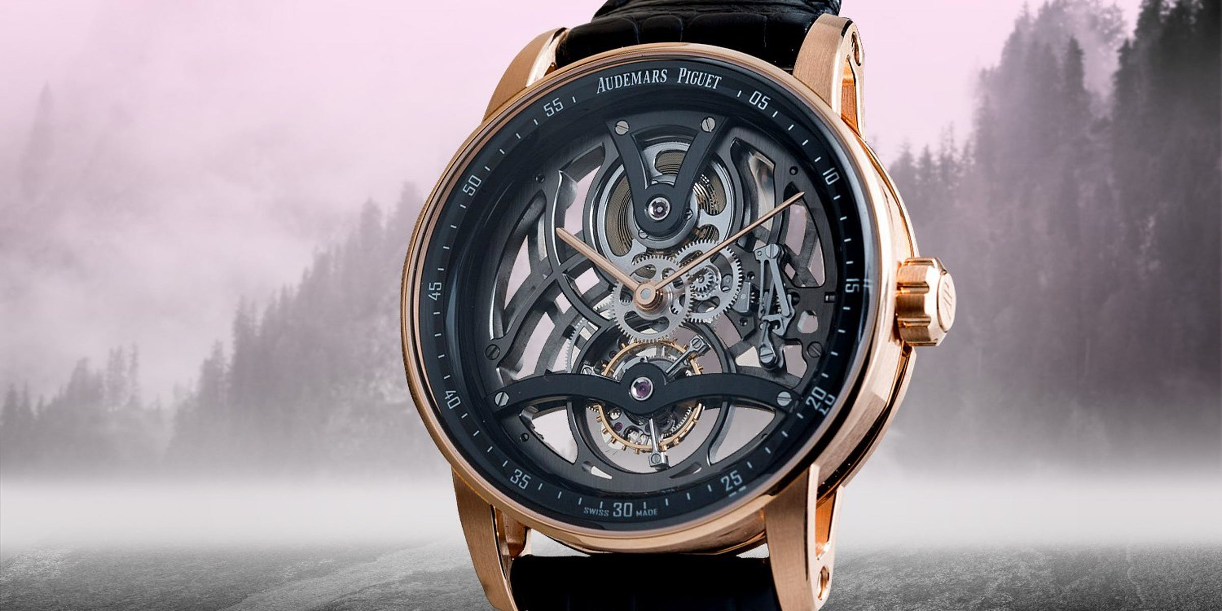 More Than a Century of High-End Watchmaking with Audemars Piguet