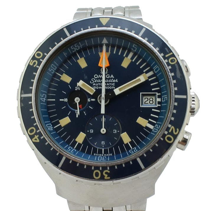 "Omega Seamaster ""Big Blue"" 176.004"