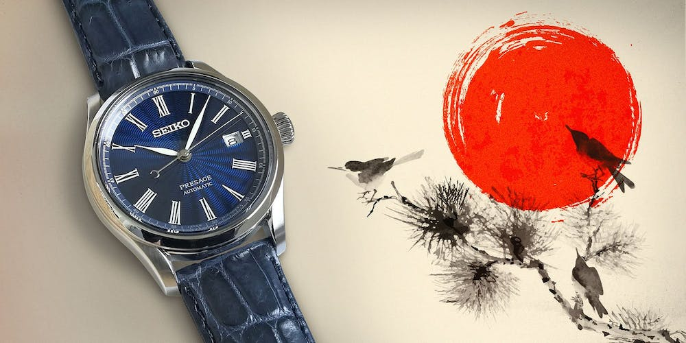 Broader Horizons: Our Top 3 Watches from Japan