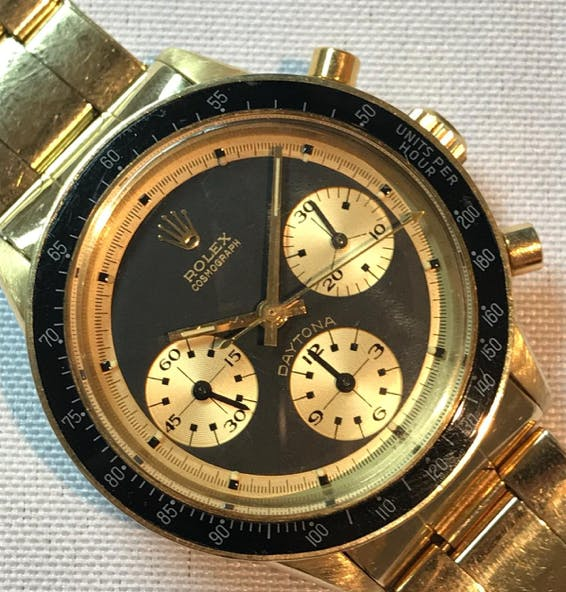 Rolex Daytona John Player Special