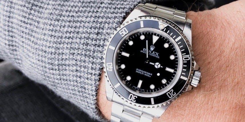 Rolex Submariner 14060