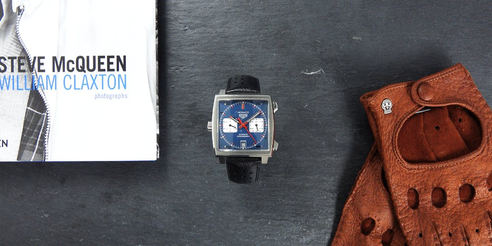 The TAG Heuer Monaco and the Race for the First Automatic Chronograph