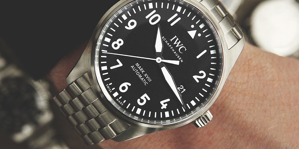 IWC Mark XVIII: More Than Just a Pilot's Watch