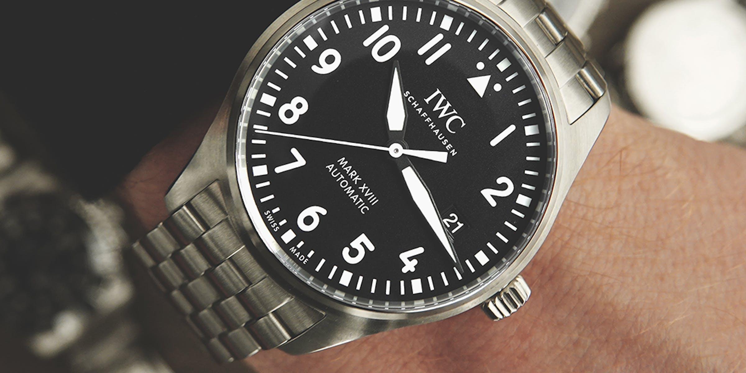 IWC Mark XVIII – mehr als eine Uhr für Piloten
