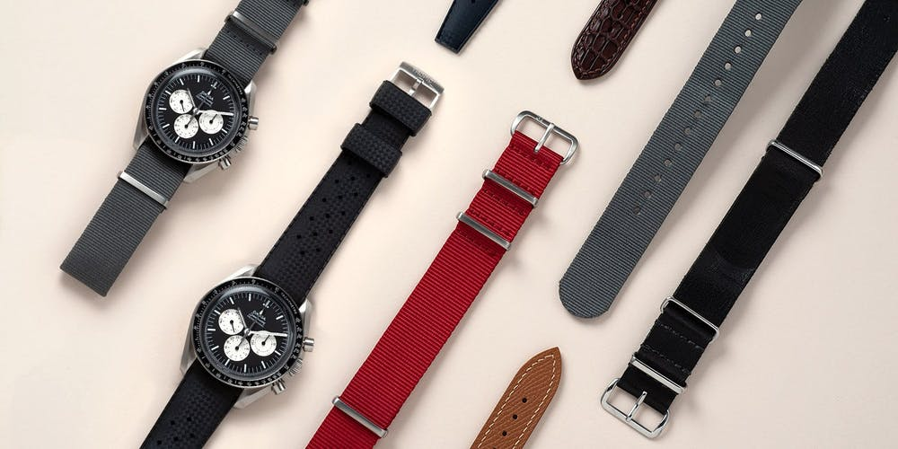 Give Your Watch a New Look: Our Strap and Bracelet Guide