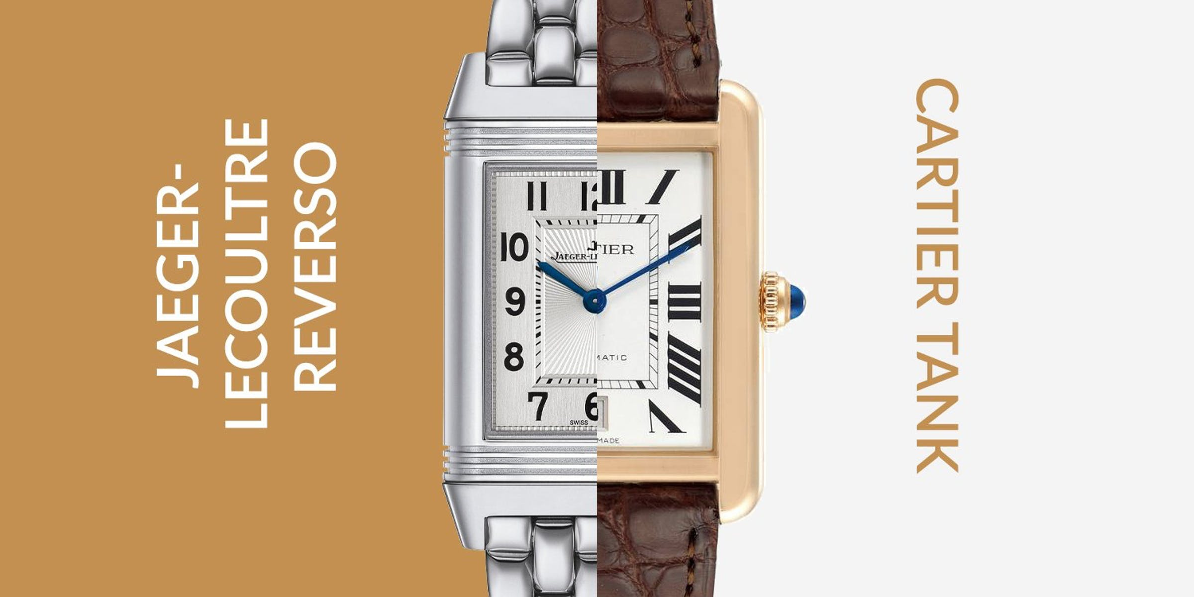 Jaeger-LeCoultre Reverso: The Double-Sided Classic