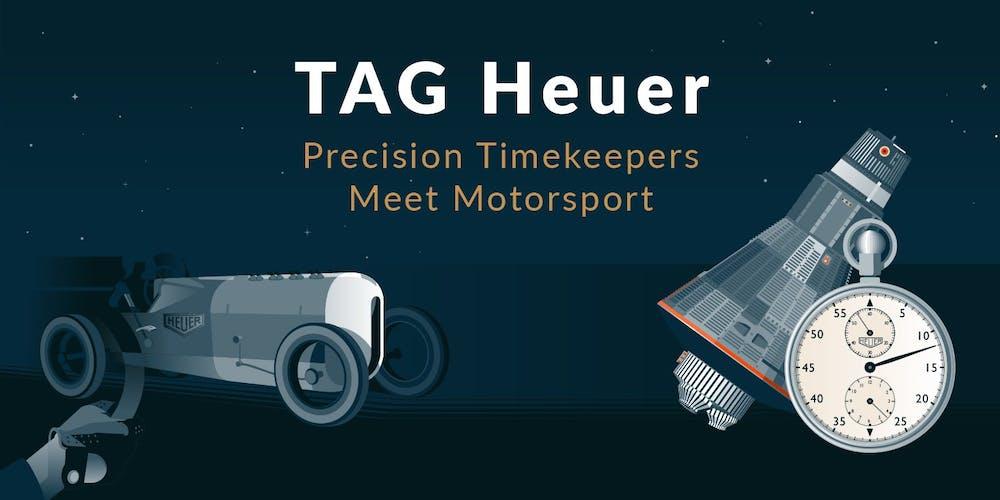 TAG Heuer: Precision Timekeepers Meet Motorsport