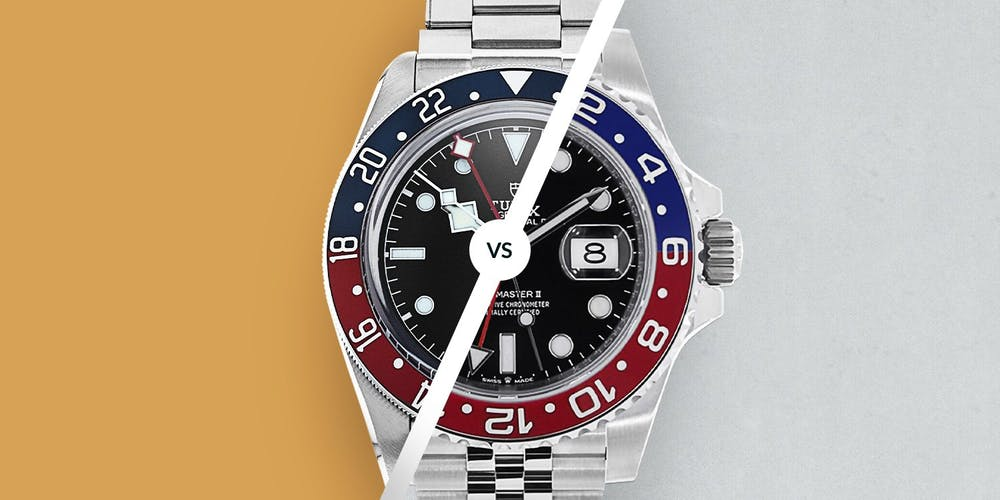 GMT Rolex vs Tudor