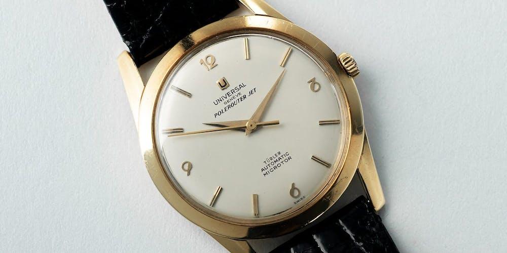 Vintage-Uhren-50er