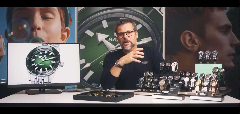 Rado Product Presentation on YouTube