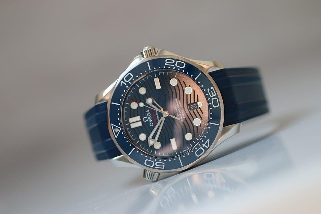 Omega Seamaster Diver 300M, 2020