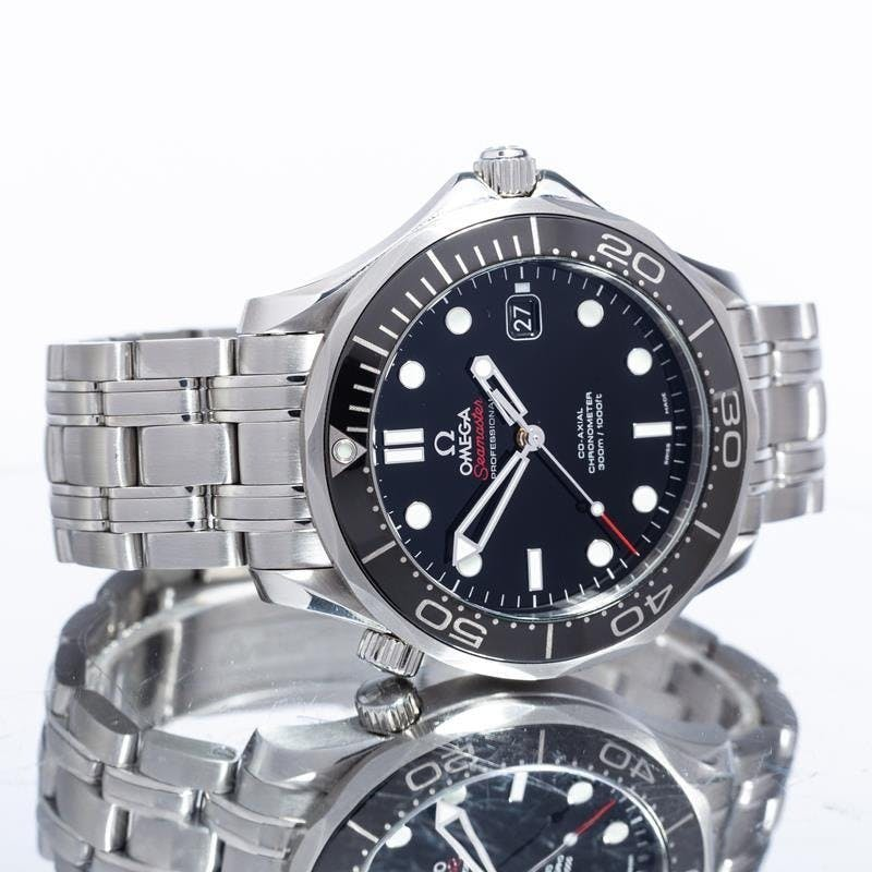 An example: Omega Seamaster 300M