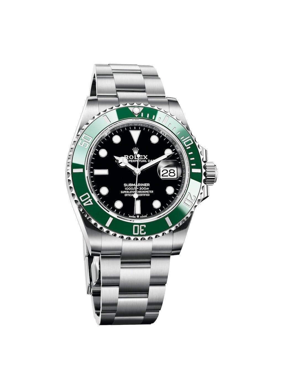 Rolex Submariner Date, ref. 126610LV, Image: Rolex
