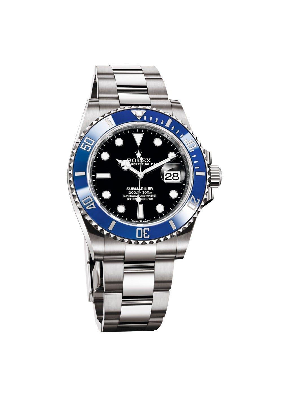 Rolex Submariner Date, ref. 126619LB, Image: Rolex