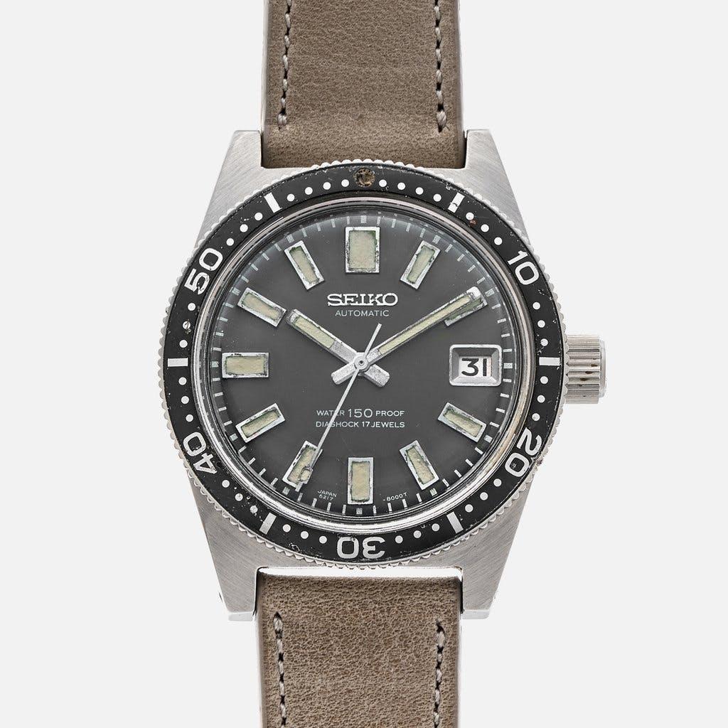 Original Seiko 62MAS circa 1966