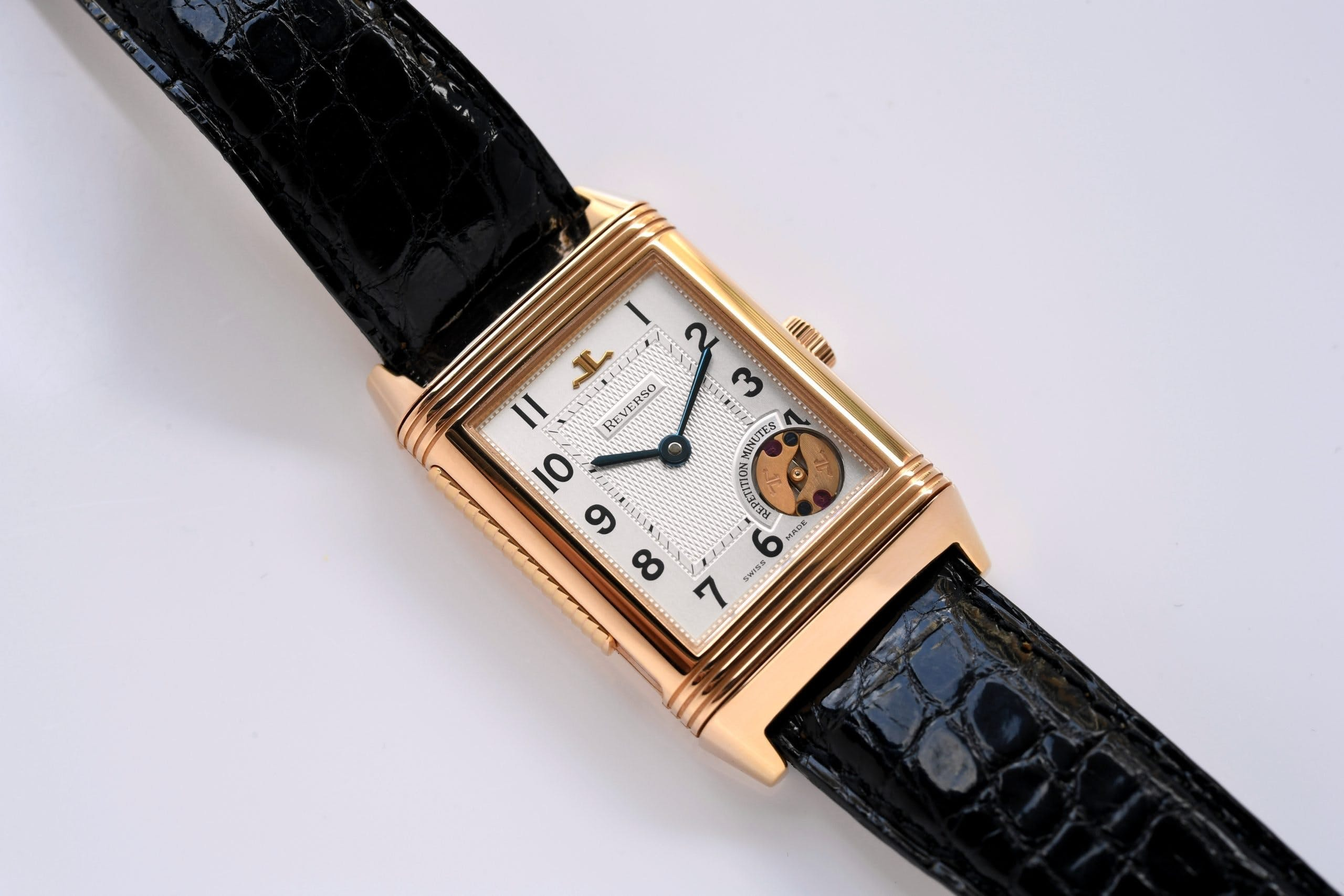 Jaeger-LeCoultre Reverso Repetition Minutes Ref. 270.2.73