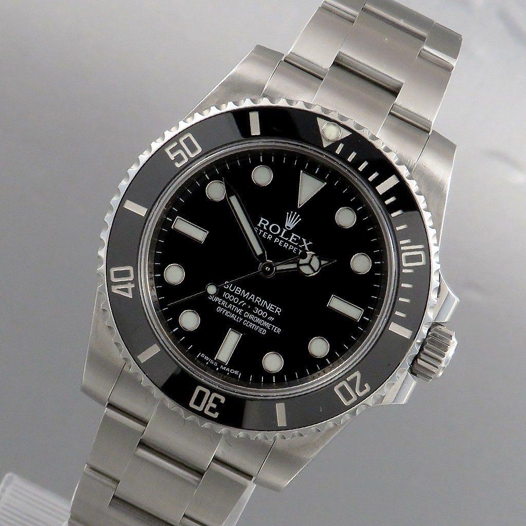Rolex Submariner Ref. 114060,