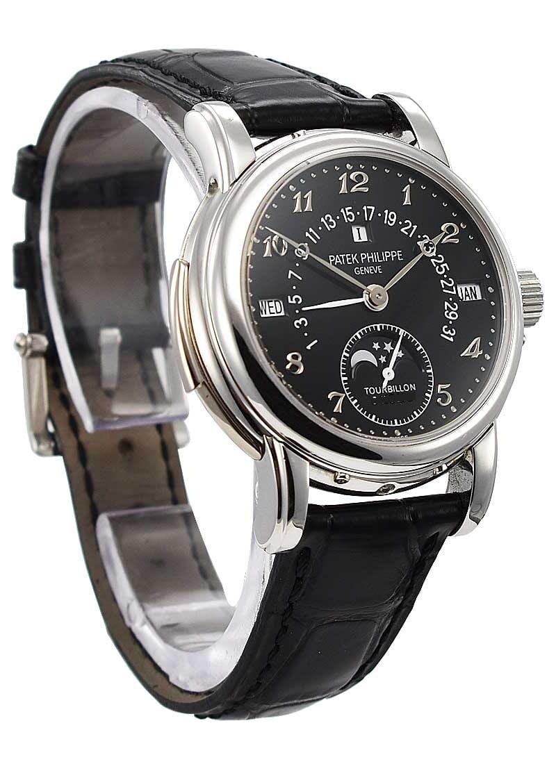 Patek Philippe Minute Repeater Perpetual Calendar 5016P