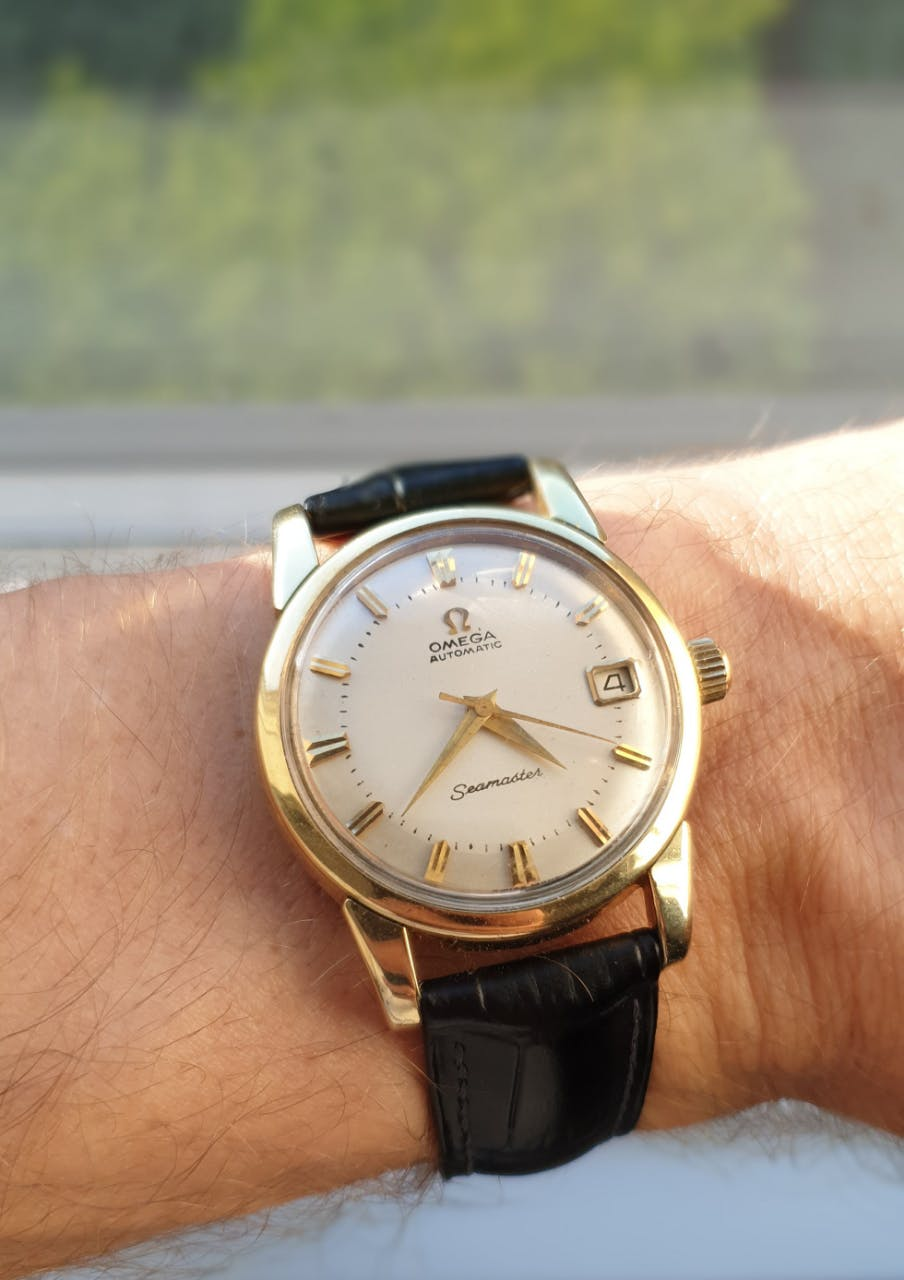 Omega Seamaster Automatic From the 1960s
