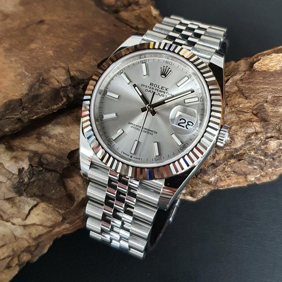 Rolex Datejust Ref. 126334
