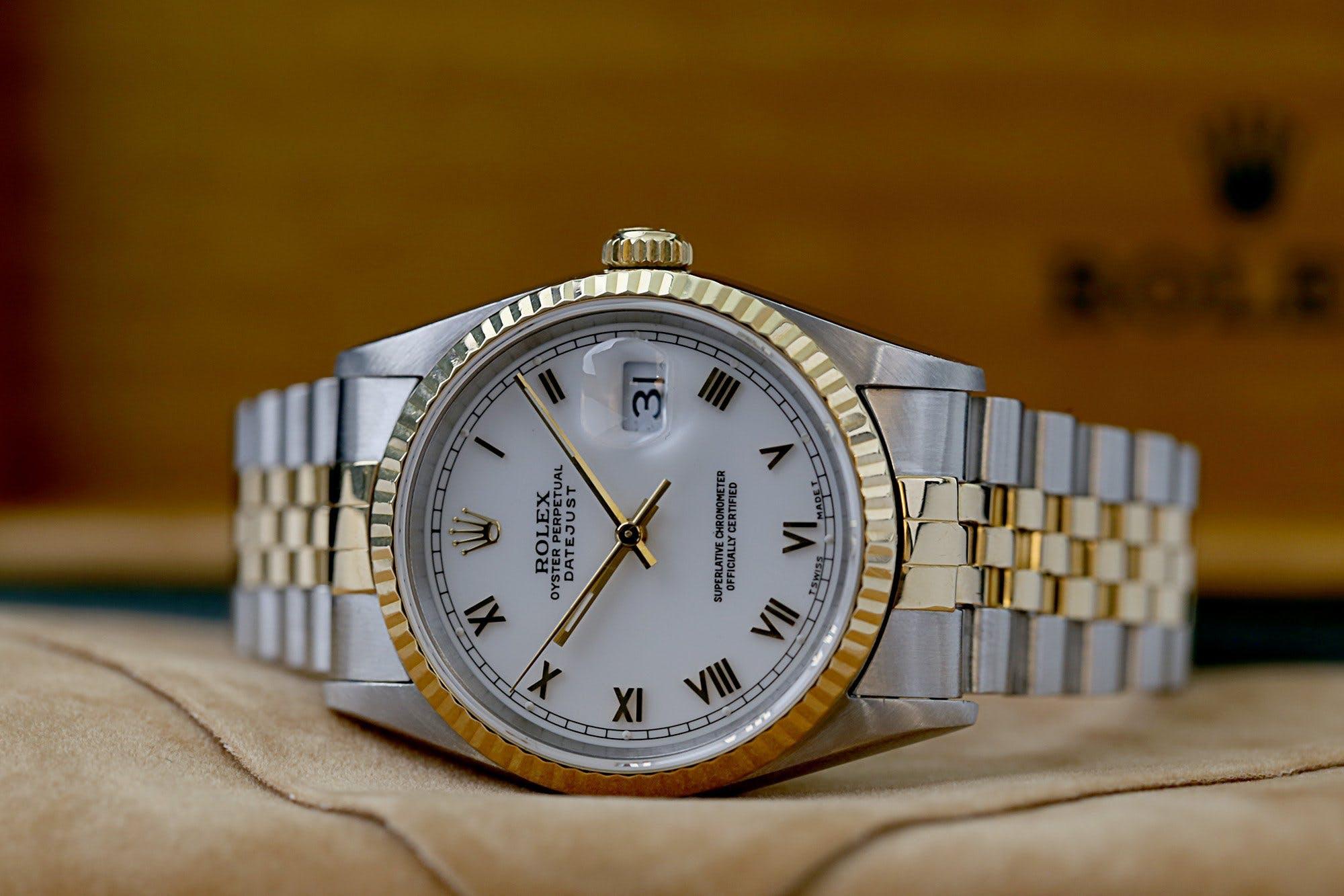 Rolex Datejust Ref. 16233