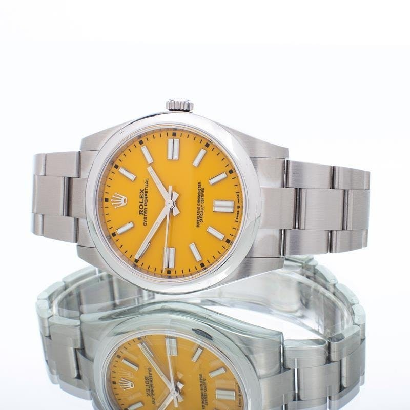 Rolex Oyster Perpetual, automne 2020