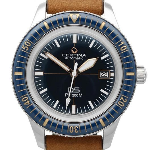 Certina DS PH200M Blue/Black