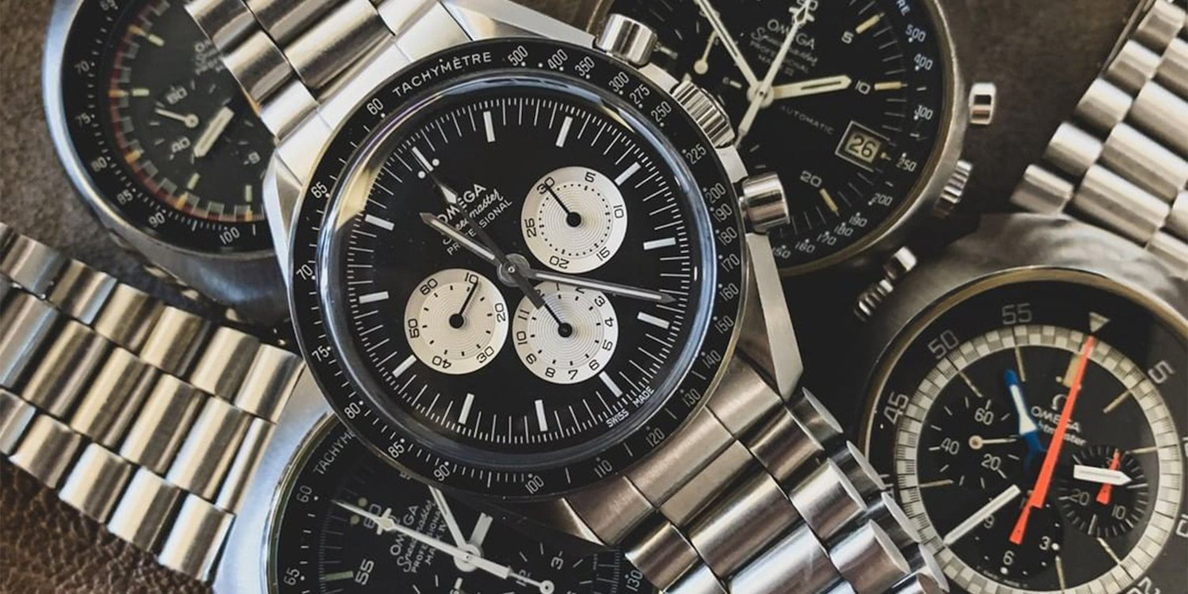10 Signs That You're Officially a Watch Nerd