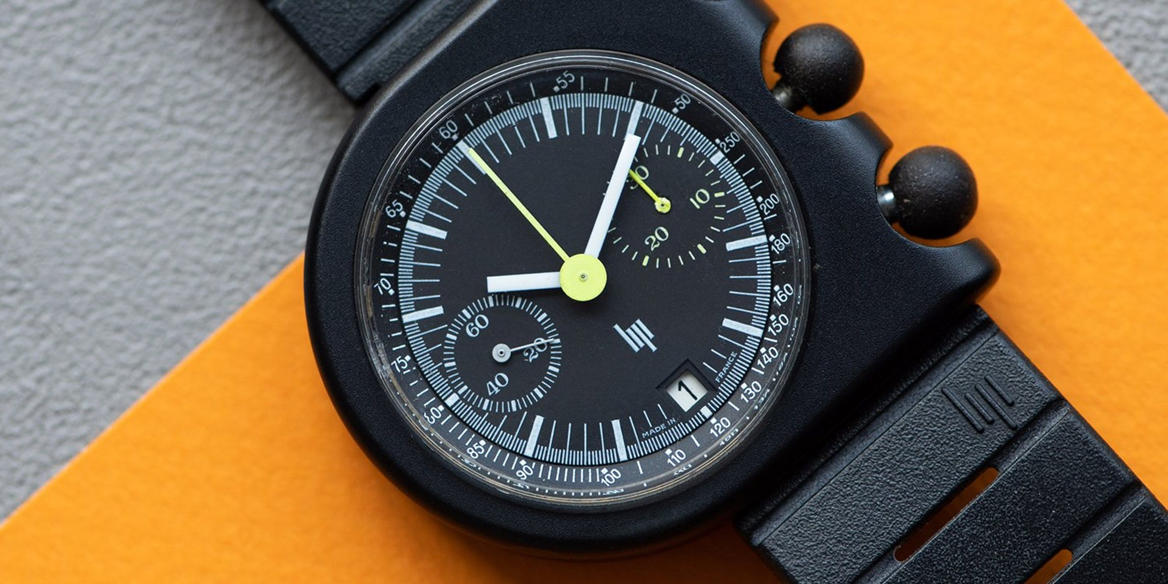 Watches Designed by Product Designers
