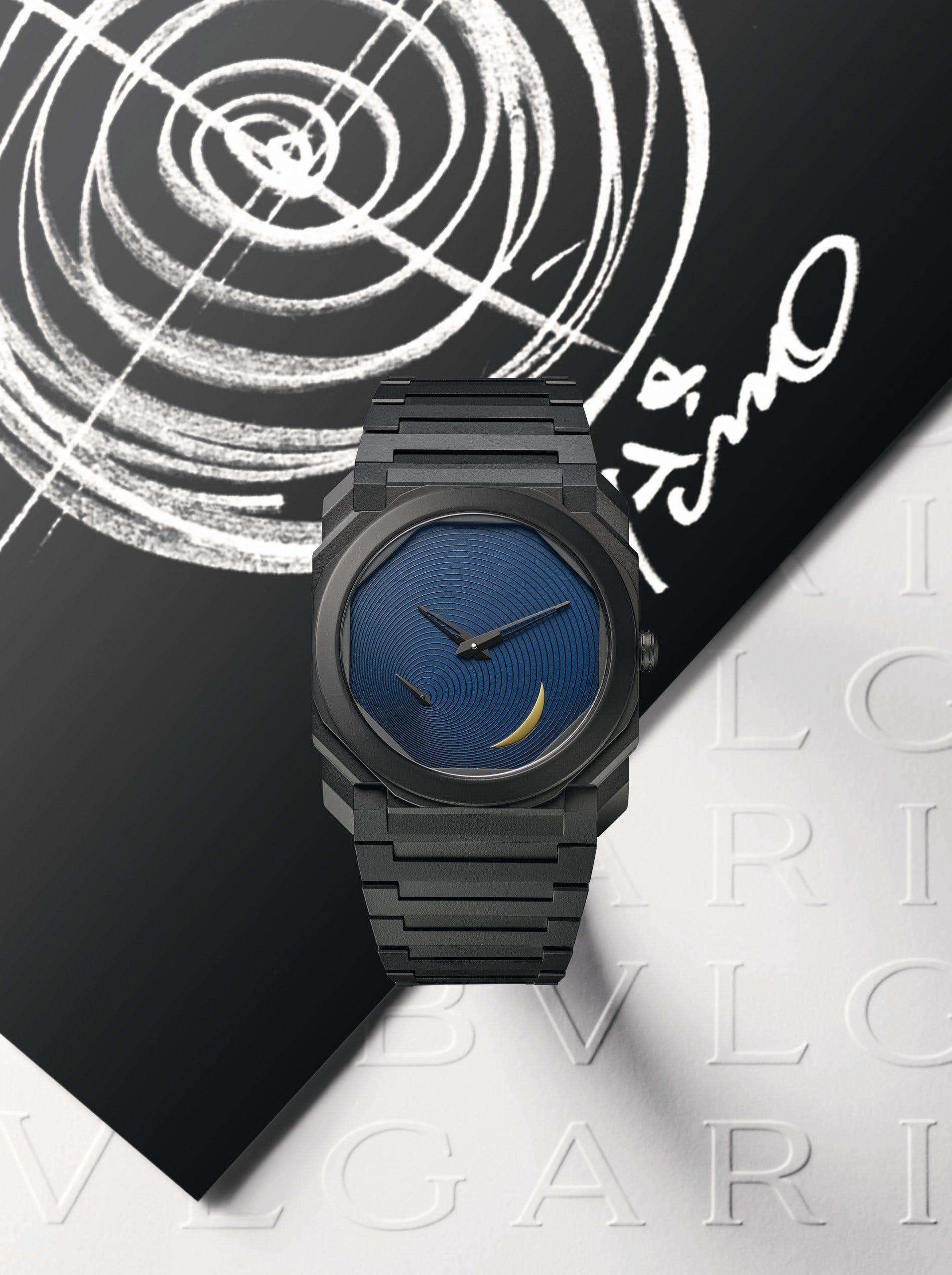 Bvlgari Octo Finissimo Tadao Ando Limited Edition