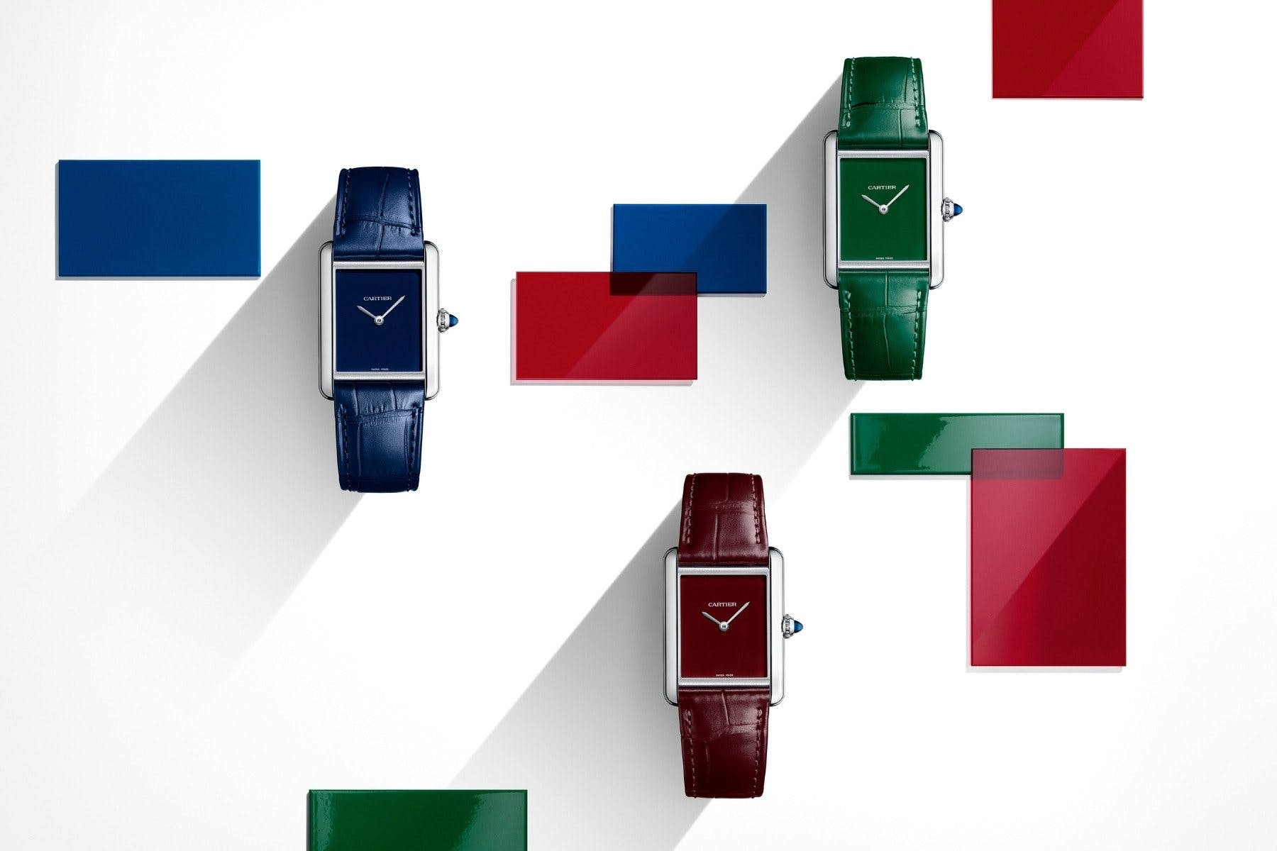 The new Cartier Must collection brings back an iconic watch movement.