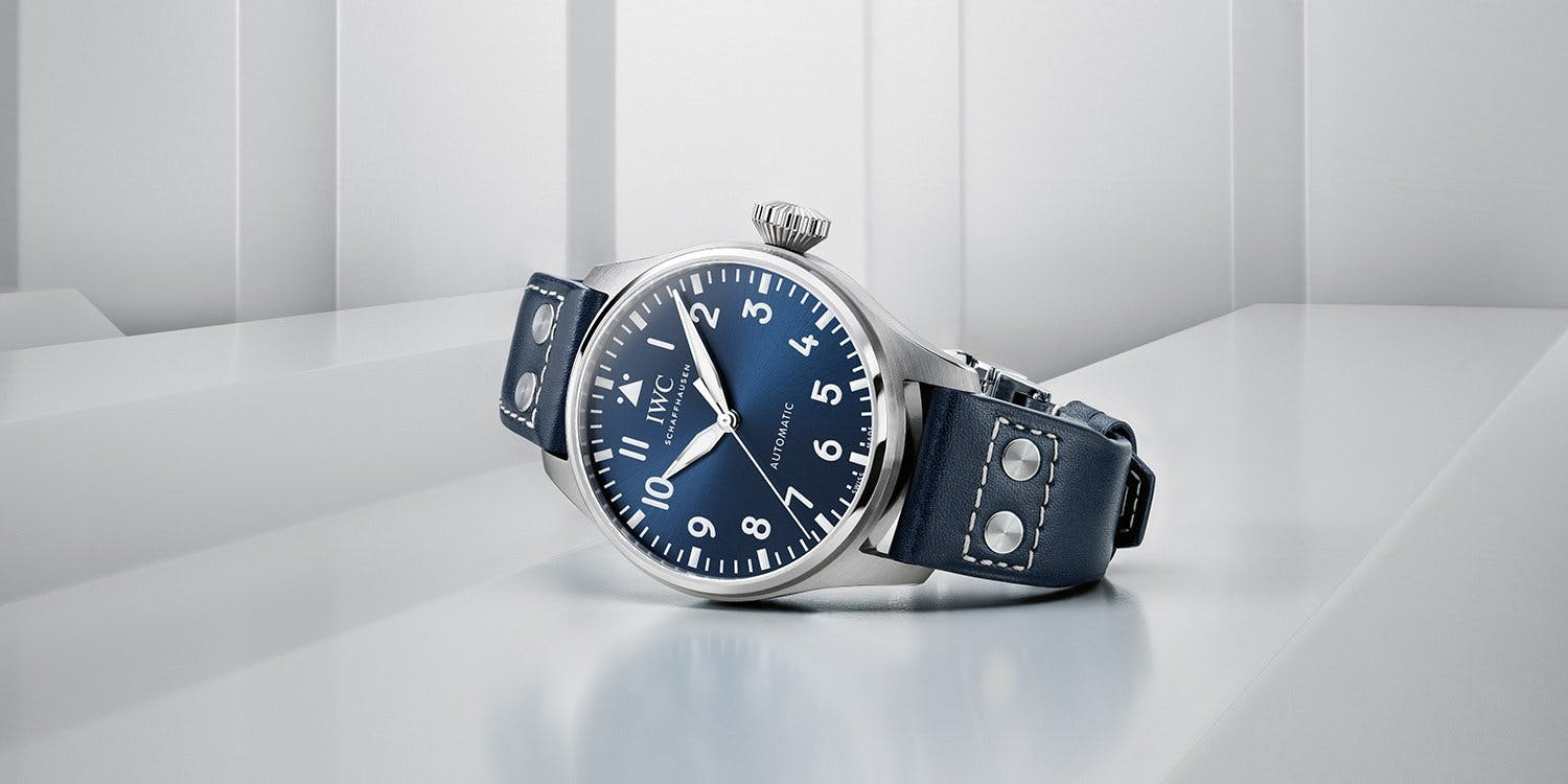 IWC presented an extremely durable concept watch at Watches and Wonders 2021.