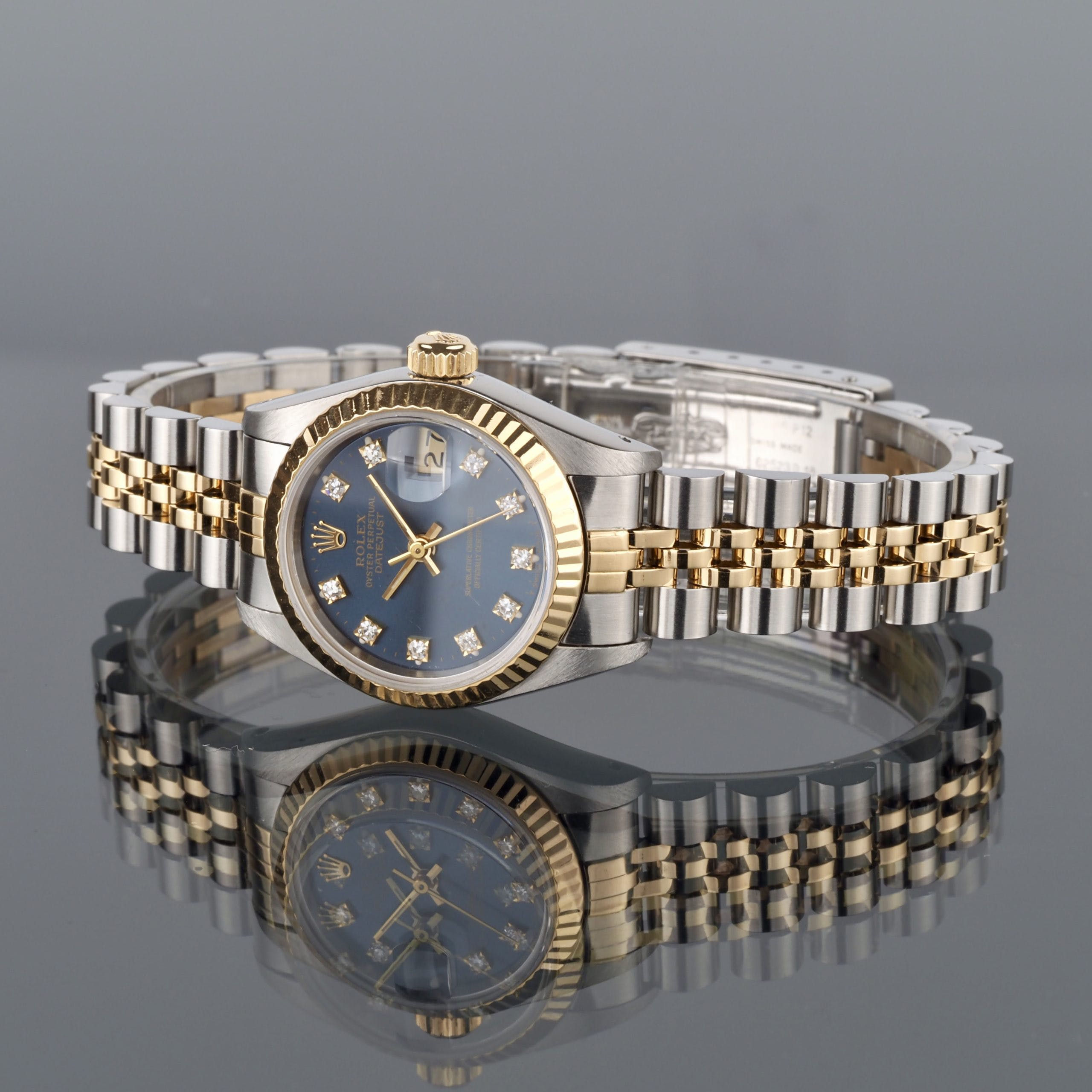 The Rolex Datejust is available in an assortment of colors, shapes, and sizes.