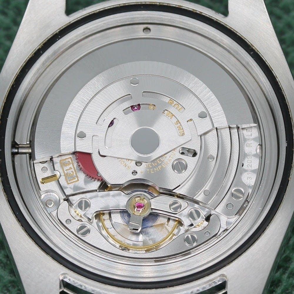 Calibre 3131 de la Rolex Milgauss