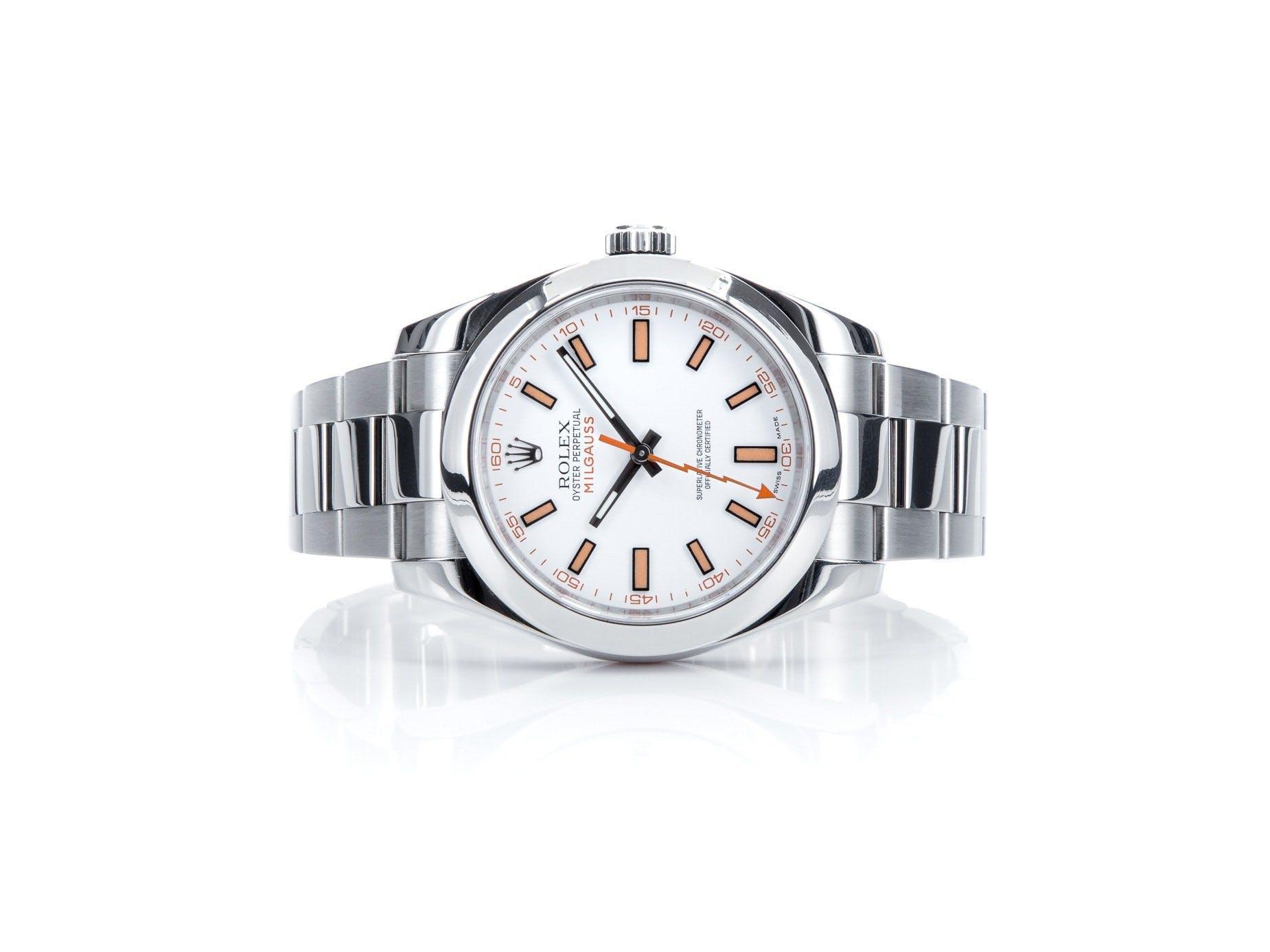 Rolex Milgauss réf. 116400