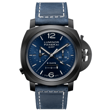 Panerai's new automatic caliber with a 42-hour power reserve.