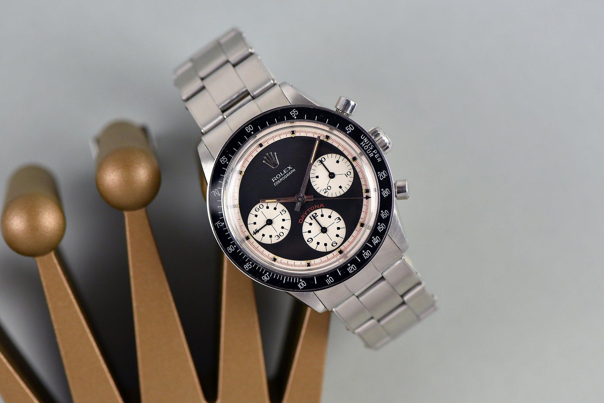 "Rolex Cosmograph Daytona Ref. 6241 ""Paul Newman"""